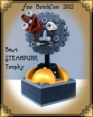 BrickCon Trophy