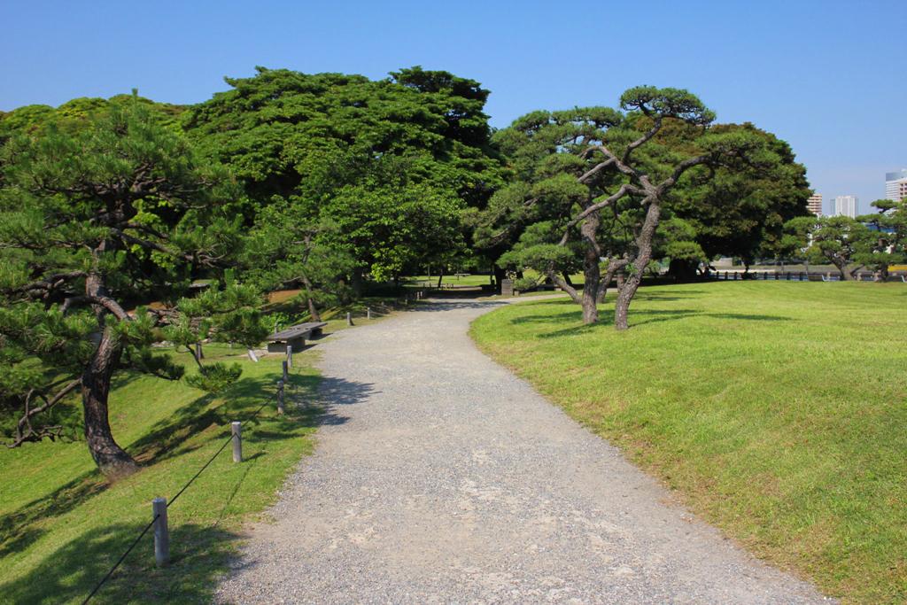 A walking guide of Hamamatsucho  (27)