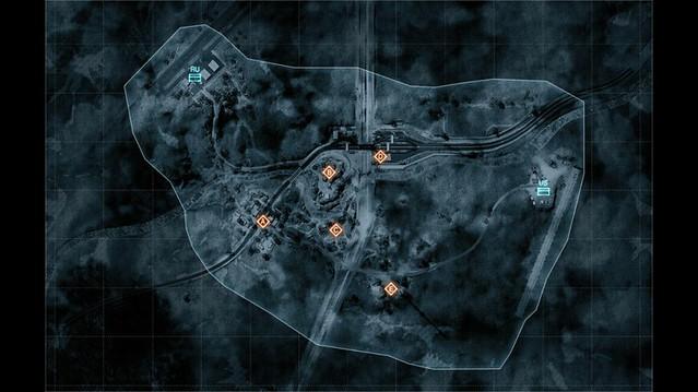 Battlefield 3 - Operation Map
