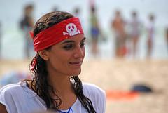 Piratas (Lanpernas 2.0) Tags: mujer verano sonrisa felicidad guapa belleza