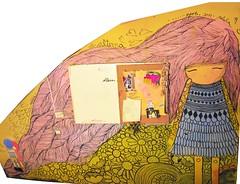 espacio personal (alterna ) Tags: chile santiago muro girl rosa nia agosto lolita natalia boba graff dibujo muralla pelo ilustracion joven pieza alterna mipieza alternativa 2011 superboba alternaboba