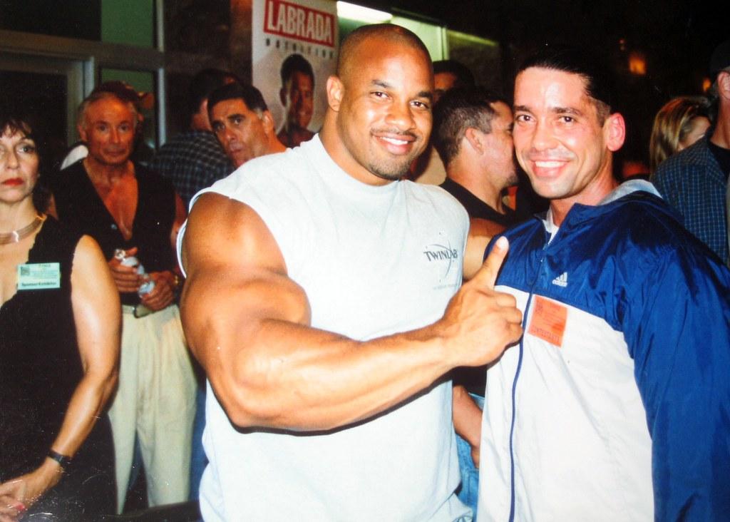 Roger Hernandez and Victor Martinez