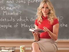 [Poster for Bad Teacher]