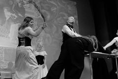 DSC_9214 (dmnt) Tags: show dress action live opening gala larp ilta roleplay gaala 2011 ropecon ropecon2011