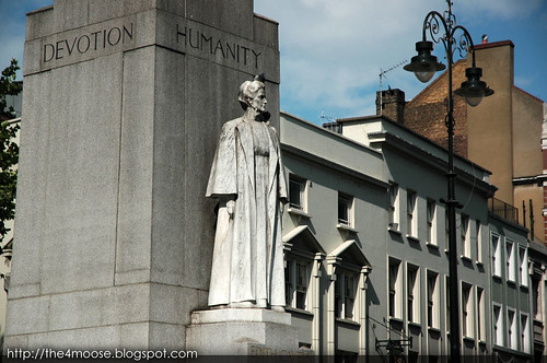 London -  Edith Cavell Memorial