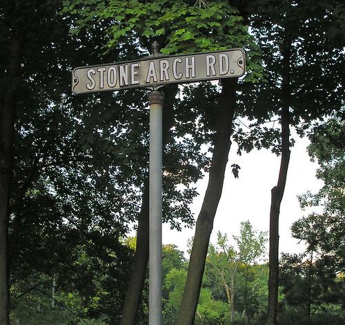 stone arch road