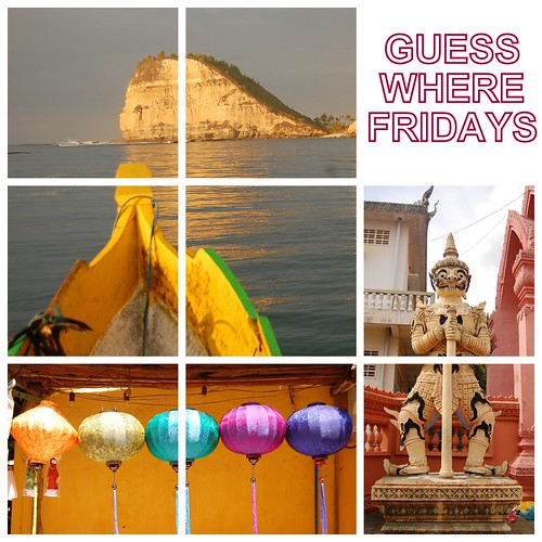 Guess Where Fridays Week 3