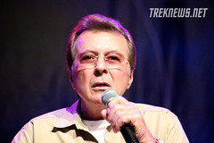 James Darren (TrekNews.net) Tags: jamesdarren stlv2011lasvegasstartrekconventionrio