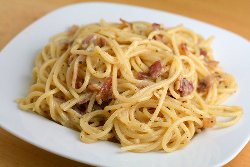Nook & Pantry - A Food and Recipe Blog: Spaghetti alla ...