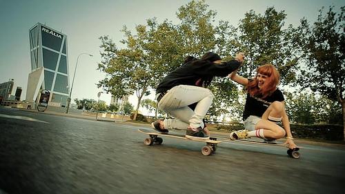 Longboard CREW