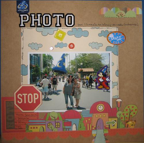 PAP by Babi www.scrapdiaryblog.blogspot.com by Mônica Castro