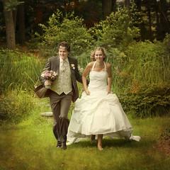 Wedding / Bruiloft (siebe ) Tags: wedding holland love netherlands dutch groom bride couple nederland running run liefde trouwen bruiloft bruid bruidegom trouwfoto bruidsreportage trouwreportage bruidsfotografie bruidsfoto wwwmooietrouwreportagesnl