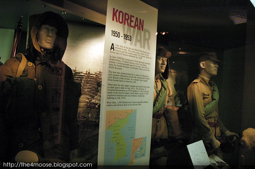 Imperial War Museum - Korean War