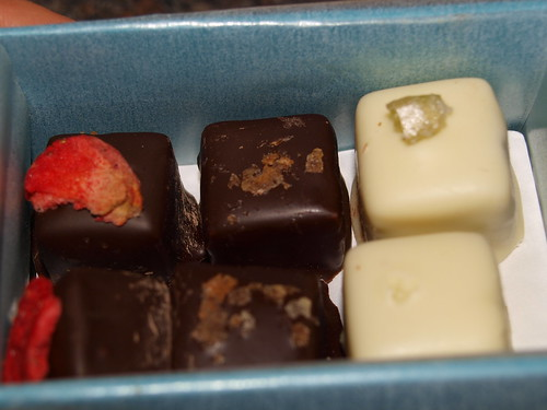 Gorvett & Stones Summer Chocolates