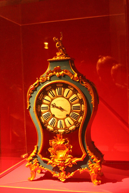 Ornate Time Piece