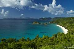 Trunk Bay (* Ian Rogers *) Tags: blue sea green beach coral islands bay us sand turquoise carribean virgin trunk caribbean beautifulbeach virginislands usvirginislands usvi trunkbay caribbeanbeach bestbeach