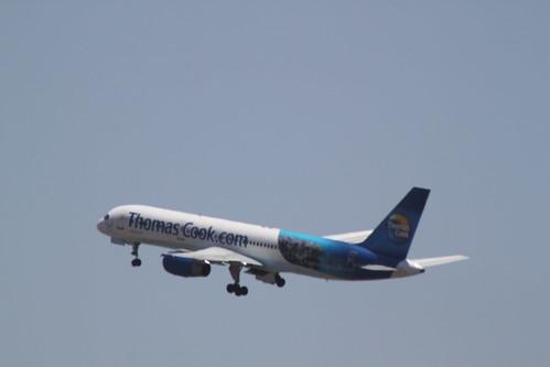 Thomas Cook 757-200 'egypt' G-TCBC