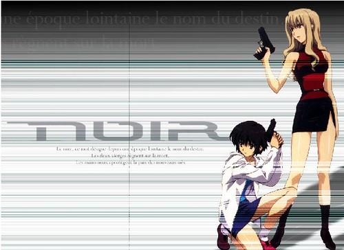 Live action de Noir estreia em 2012 na TV americana