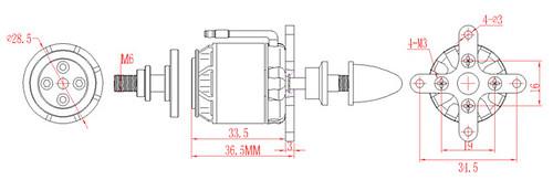 Emax GT2215