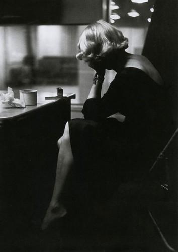 Marlene Dietrich by Eve Arnold, 1950 by Jessie Quast