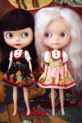 Petite Wanderling Sisters