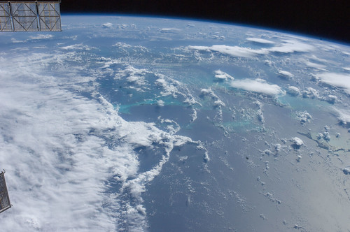 Hurricane Irene (NASA, International Space Station, 08/23/11)