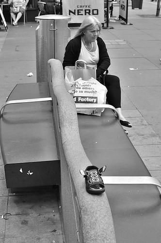 shoe seat