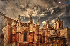 Catedral de Santa Maria de Tarragona 2 - Raul SP  (Raul SP) Tags: santa photoshop photo spain nikon raw nef foto maria catedral catalonia sp raul catalunya fotografia fotoblog hdr imagen