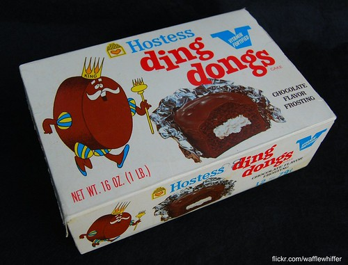 Hostess Ding Dongs - 1970