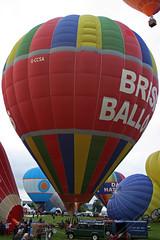 "G-CCSA ""Bristol Balloons"""