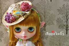 OOAK doll for Karen