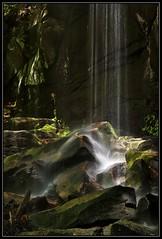 """Splish Splash"" (FiddleFlix) Tags: water nc moss rocks northcarolina falls waterfalls hdr pisgahnationalforest photomatix transylvaniacounty 5xp tonemaped northcarolinawaterfalls slickrockfalls paulmalcolm exposurefusion"