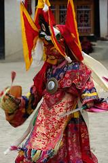 -_14 (Kartazon Dream) Tags: travel india mountain heritage history asian religious temple dance worship asia indian religion culture traditions buddhism tibet divine exotic monastery historical kashmir spirituality himalaya hindu hinduism leh himalayas deity cham himalayan ladakh tibetian gyantse lamayuru bharata