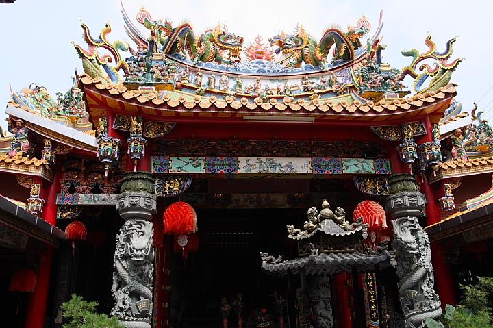 東勢巧聖仙師廟0011