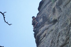 Barry Clipping Wheel of Fortune (5.10b)