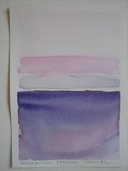 #17 Studies in Lilac