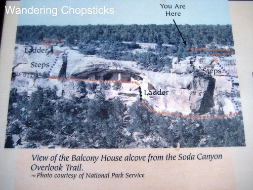 8 Balcony House - Mesa Verde National Park - Colorado 3