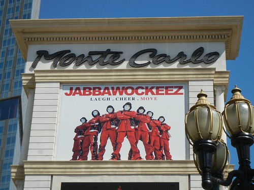 Jabbawockeez sign