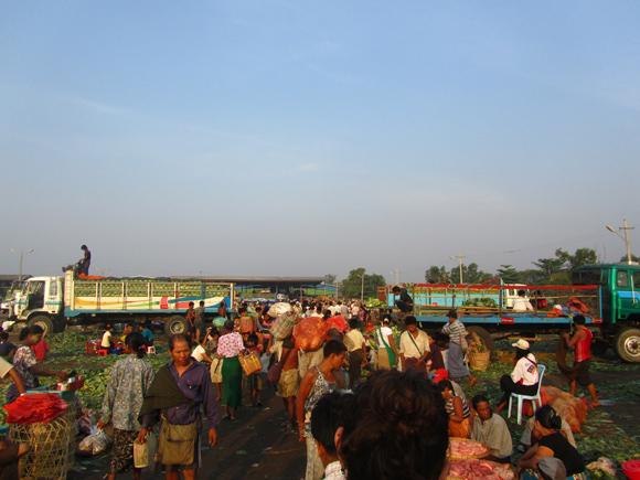 Thiri Mingalar Market