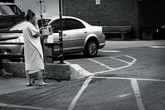 Dying for a Smoke (Allan H.) Tags: canada streetphotography urbanphotography corktown hamiltonontario spnp streetphotographynowproject modesofflight allanhamilton themofman steeltownneighbourhoods