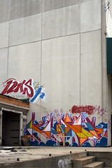 KNUSR (Hahn Conkers) Tags: columbus ohio graffiti nus nusr