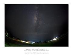 ... Milky Way | Ba'kelalan ... (liewwk - www.liewwkphoto.com) Tags: our light home way star solar highlands with nightscape earth border band pale system galaxy sarawak malaysia hazy milky indonesian milkyway kalimantan bario galaxias 銀河 bakelalan lunbawang γαλαξίασ