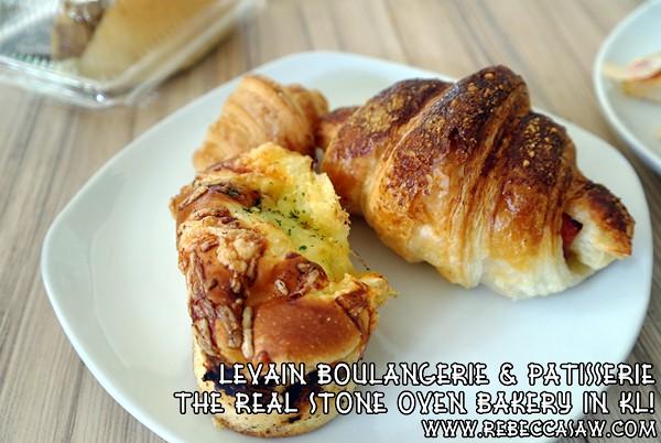 Levain Boulangerie & Patisserie, The real STONE OVEN bakery in KL-5