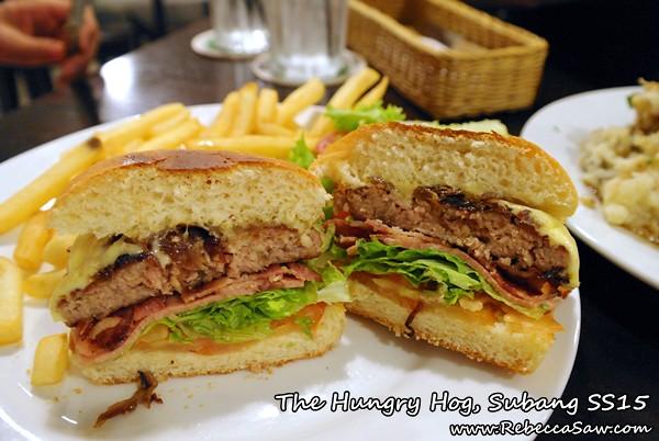 the hungry hog, subang ss15-12