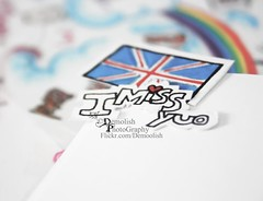 `UK (emolish) Tags: uk colors demolish photography rainbow heart you explore miss i