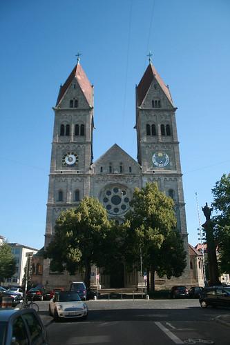 St.Benno Kirche - Neuhausen
