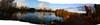 IMG_6007-PAN (christophemurphy) Tags: sunset lake swan boating rickmansworth aquadrome