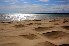 Silence of the shore خموشی های ساحل (Parisa Yazdanjoo) Tags: sea ontario canada beach sand picton ساحل دریا شن رویا pictonontariocanada ماسه silenceoftheshore خموشیهایساحل