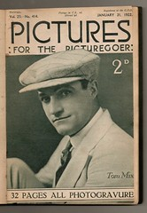Pictures : For the Picturegoer  1922 (Pagan555) Tags: film hollywood movies thetwenties moviestars fanmags filmstars tommix moviemagazines the20s filmmagazines picturesforthepicturegoer