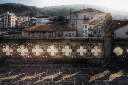 Balaustrade. Castro-Urdiales. Balaustrada